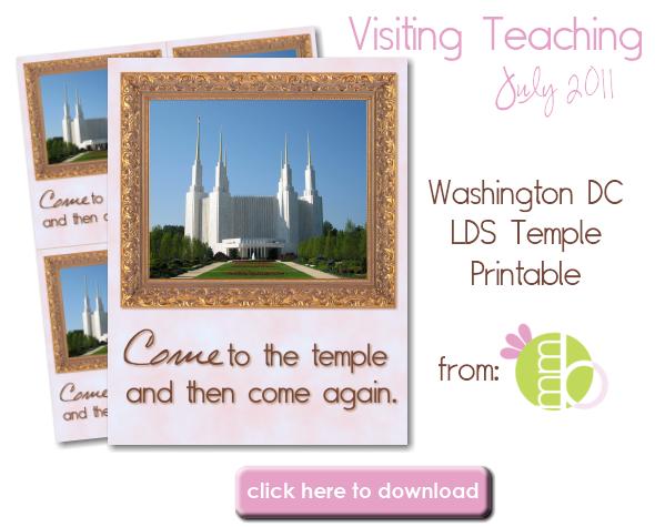 washington DC VT printable graphic july 2011