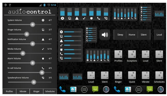 Audio Control 1.7.8 apk