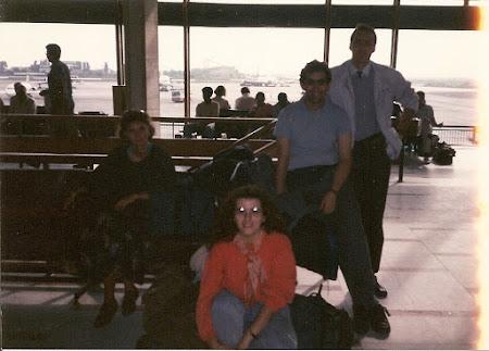 Aeroportul Otopeni 1991