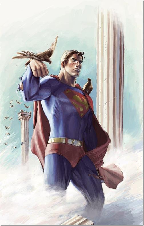 Superman,Jerry Siegel,Joe Shuster,Kal-El,Clark Joseph Kent,Christopher Reeve (110)
