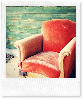 orange chair httppinterest.compin2111131045933913