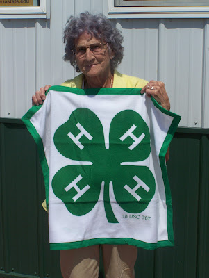 Marie Hora of Washington.  Photo Courtesy:  Washington County Extension
