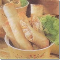 RESEP DEEP FRIED SPRING ROLL Paling Enak