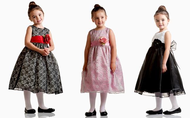 vestidos para meninas crianca festa casamento pozinho magico