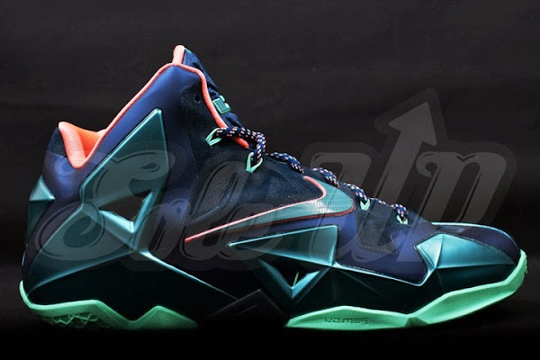 Upcoming Nike LeBron XI Akron vs Miami 8211 New Pics