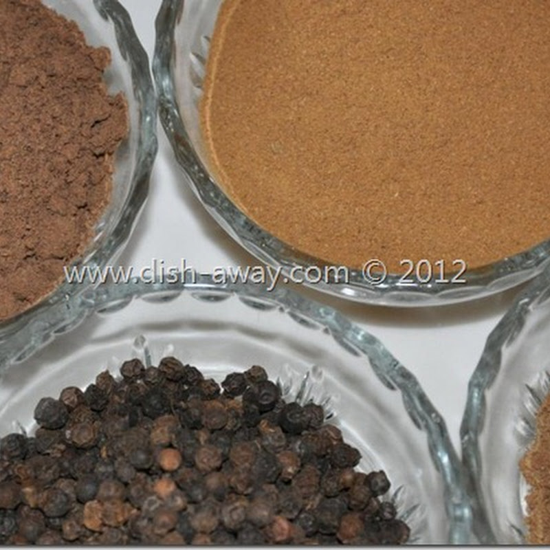 Kabseh Spices Mix Recipe