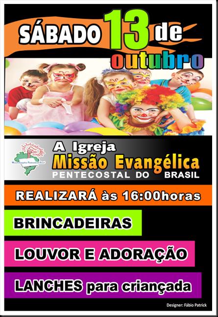 ' festa das crianças