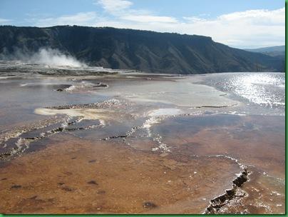 Mammoth Hot Springs Terraces (134)