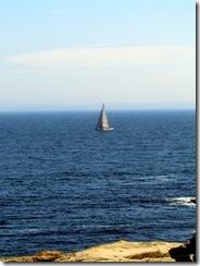 Sailing in Acadia