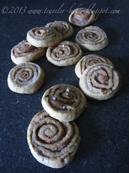 Cinnamon Roll Cookies 7