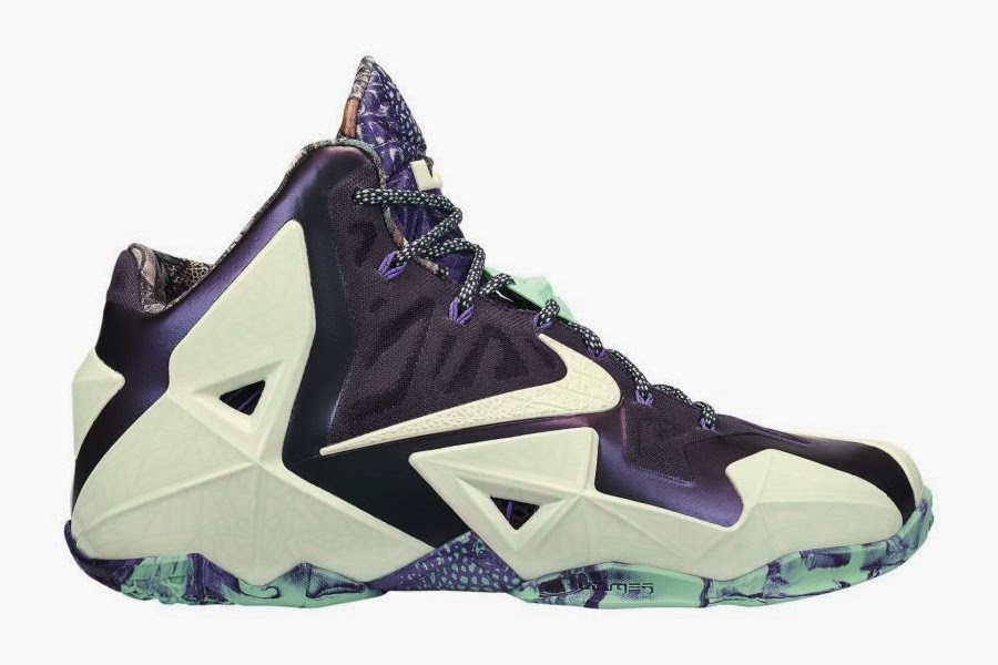 ... Nike LeBron 11 8220Gator King8221 AllStar 8211 Catalog Images ...