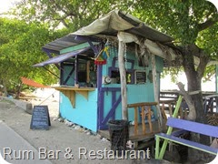 017 Rum Bar & Restaurant, Tyrrel Bay