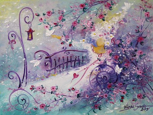 Viola Sado - milk  - ☆ Milk ☆ 平平。淡淡。也是真。