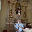 Rok 2012 - Modlitba s bl. biskupom Vasiľom Hopkom 11.09.2012