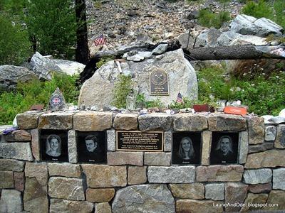 30 Mile Memorial Marker