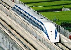 O Japão testa um novo sistema para aumentar ainda mais a velocidade dos trens-bala.