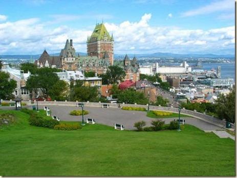 destinos turísticos de Canadá