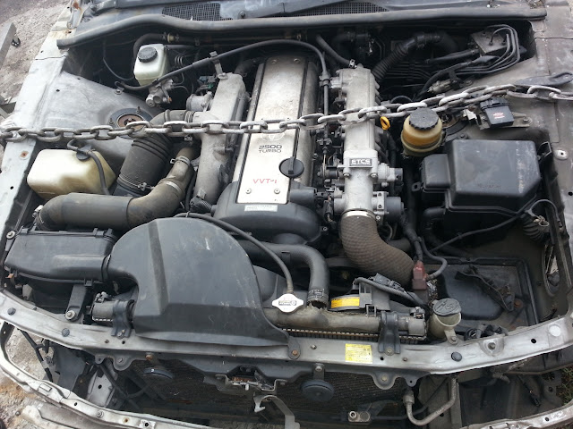 1jz engine and manual transmission for sale