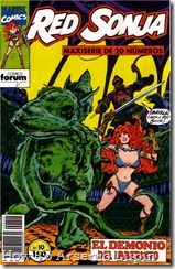 P00010 - Red Sonja #10