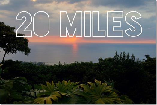 hawaii 20 miler