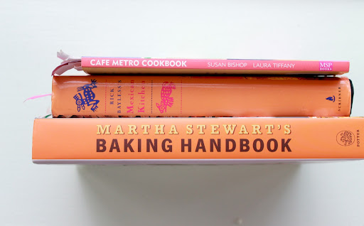 Some cookbooks