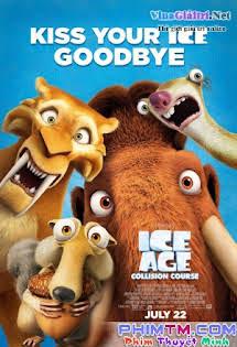 Kỷ Băng Hà: Trời Sập - Ice Age: Collision Course Tập Full