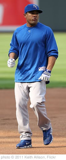 'Kansas City Royals center fielder Melky Cabrera (53)' photo (c) 2011, Keith Allison - license: http://creativecommons.org/licenses/by-sa/2.0/