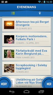 Läckö-Kinnekulle - screenshot