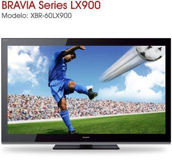 Televisores 3D Sony