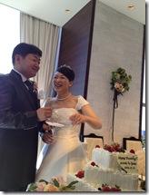 小山結婚式 ①