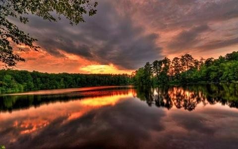 40 Fotografías de ríos