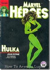 P00025 - Marvel Heroes #36