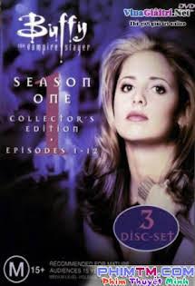 Khắc Tinh Ma Cà Rồng :Phần 1 - Buffy the Vampire Slayer Season 1 Tập 4 5 Cuối