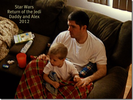 Return of the Jedi 2012