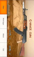 Screenshot of AK-74 Rifle Simulator