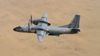 Indian Air Force [IAF] photograph - An-32