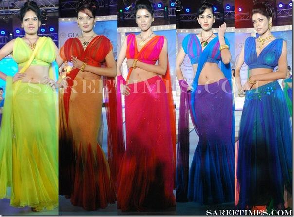 Designer_Sarees_GTF_Fashion_Show
