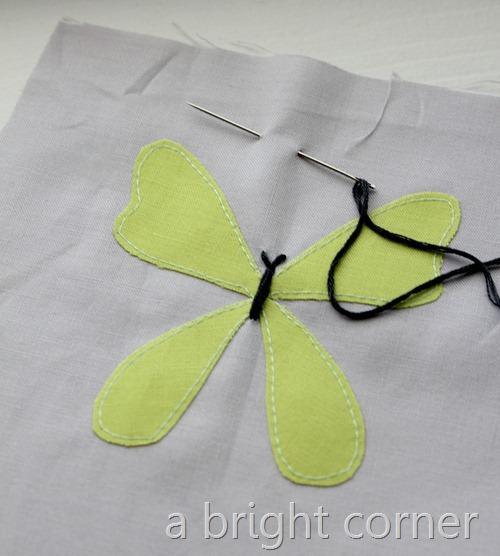 test butterfly