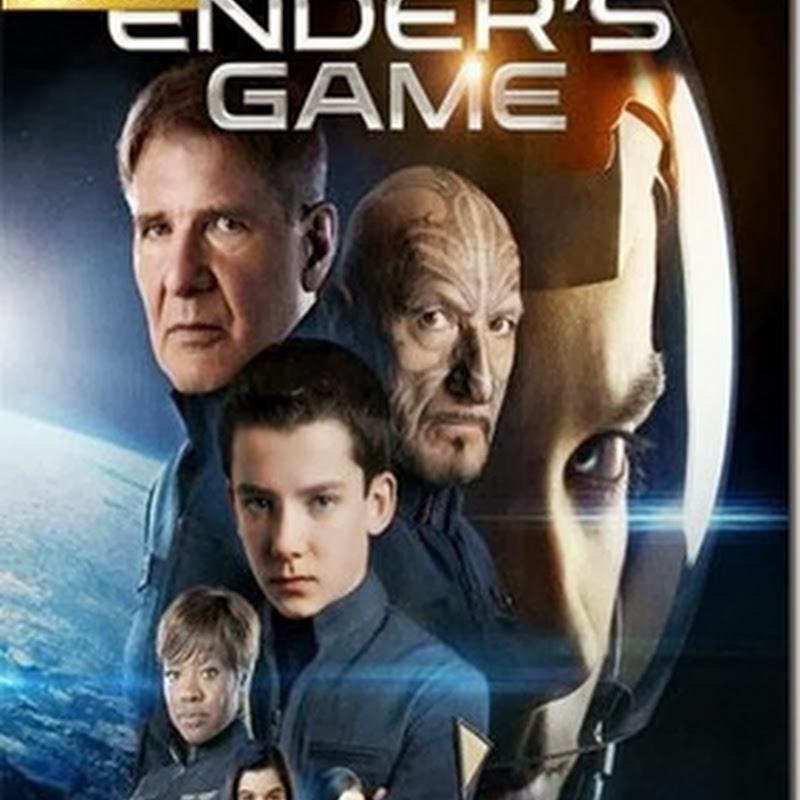 เอนเดอร์เกม สงครามพลิกจักรวาล Enders Game