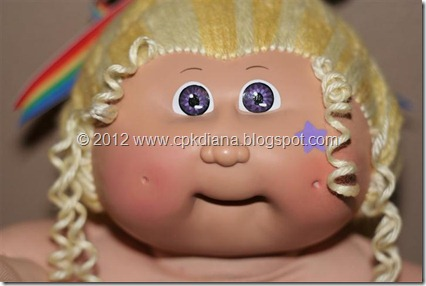 Cabbage Patch Recolor Eyes