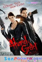 Hansel Và Gretel: Thợ Săn Phù Thủy