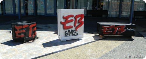 EB Expo - Street Art -  EB Games