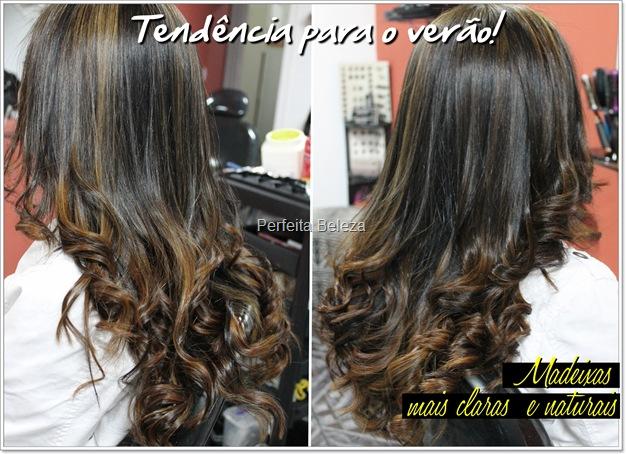 californianas- ombre hair CABELOS 2013