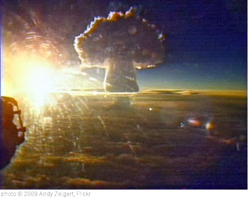 'Tsar Bomba mushroom cloud' photo (c) 2009, Andy Zeigert - license: http://creativecommons.org/licenses/by-sa/2.0/