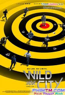 Mê Thành - Wild City Tập 1080p Full HD