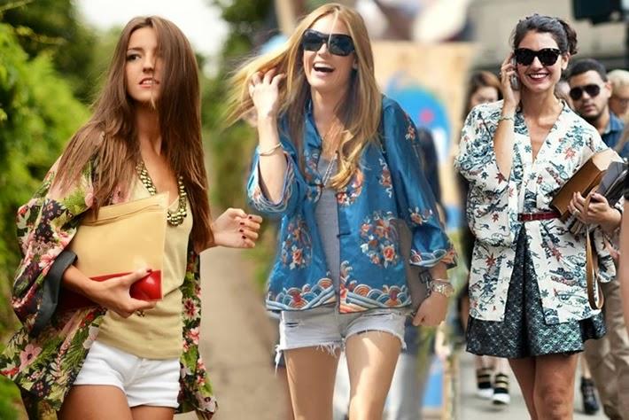 jaqueta kimono moda verao