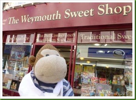 The Weymouth Sweet Shop