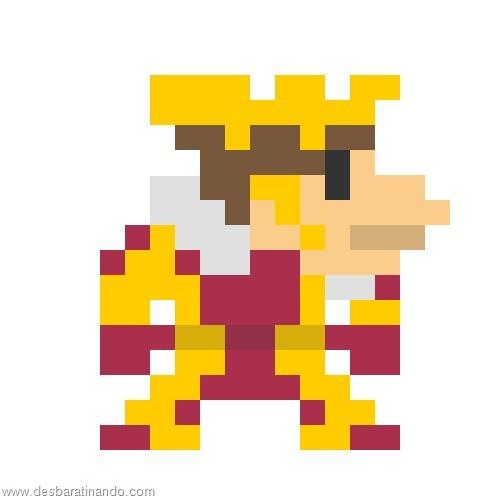 super herois e viloes em 8 bits x man (2)