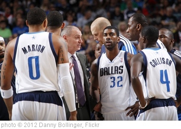 'Charlotte Bobcats v Dallas Mavericks' photo (c) 2012, Danny Bollinger - license: http://creativecommons.org/licenses/by/2.0/