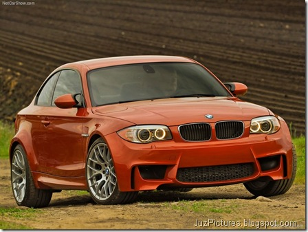 BMW 1-Series M Coupe US Version5
